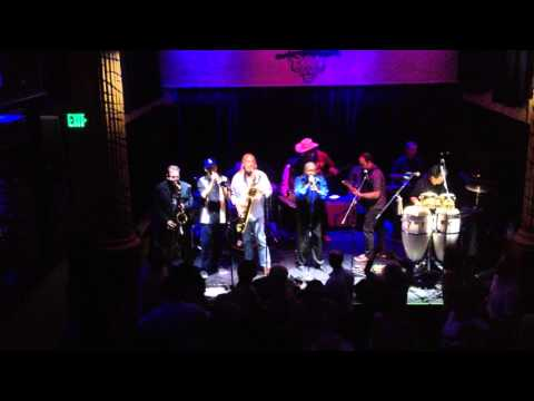 """""""Shades of Soul"""" in Santa Barbara, CA last night at Blind Tiger. Hot!Hot! Hot!"""