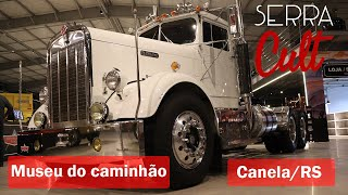 Novo Museu do Caminhão reúne lendas da estrada em Canela/RS |  American Old Trucks
