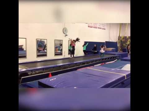 My daughter's Gymnastics Journey 💖