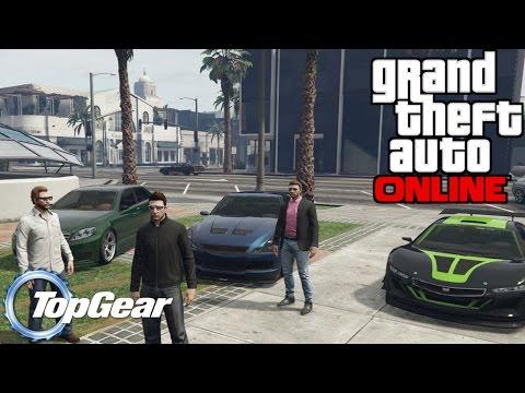 GTA 5 - Top Gear Episode 2 - Sports Cars