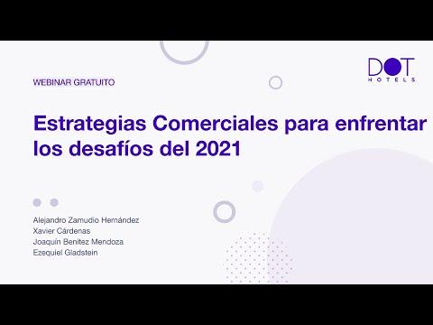 Panel Online | Estrategias Comerciales para enfrentar los desafíos del 2021