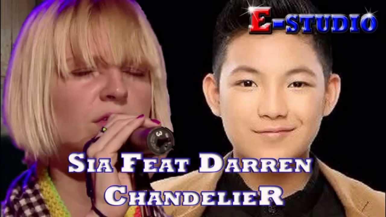 Chandelier - Sia Feat Darren Espanto - YouTube