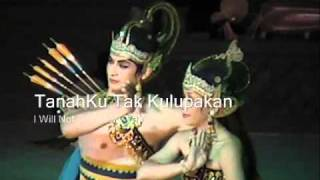Indonesia Tanah Air [With English Subtitle!!!]