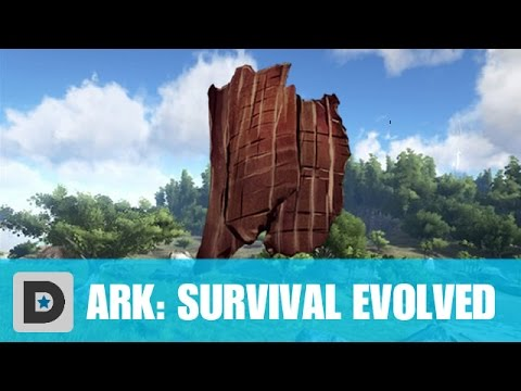 COOKED MEAT JERKY - ARK: Survival Evolved