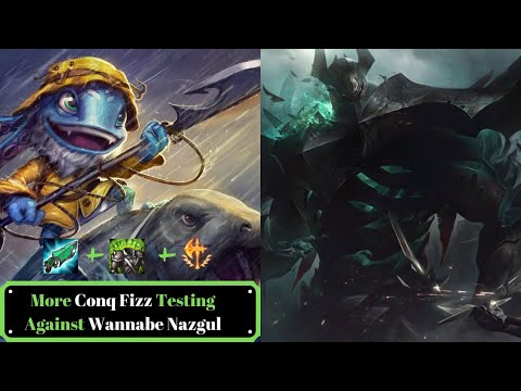 Fizz Top vs Mordekaiser 9.23| More Testing Of New Conqueror Top On Fizz!