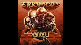 EKTOMORF - WARPATH Live And Life On The Road Part 1