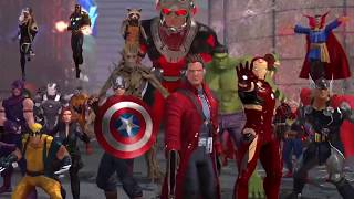 MARVEL HEROES OMEGA - ANNOUNCE TRAILER | PS4, XBOX ONE