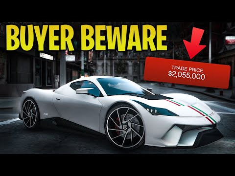 *BUYER BEWARE* GTA Online NEW Grotti Furia Supercar Review + How To Get Cheaper Trade Price