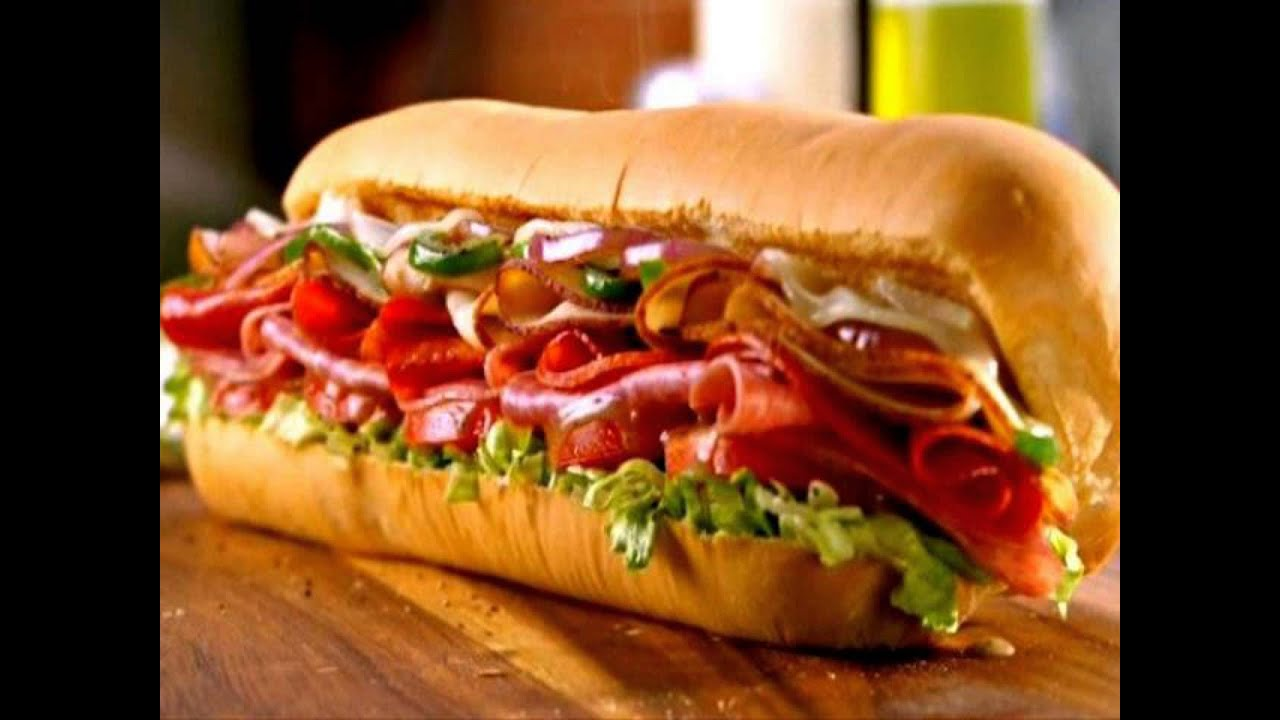 How many calories are in the sandwich