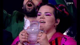 נטע, כפרה עליה | הרגעים הנדירים בדרך לניצחון באירוויזיון 2018
