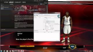 NBA 2K13 PC Height Mod Full Tutorial