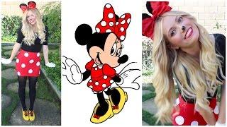 Minnie fancy dress mouse Sexy