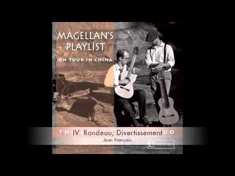Athens Guitar Duo - Magellan's Playlist, Vol. 1: On Tour in China (sampler video)