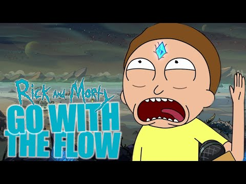 Go With The Flow (Jessica!) (Rick And Morty Remix)