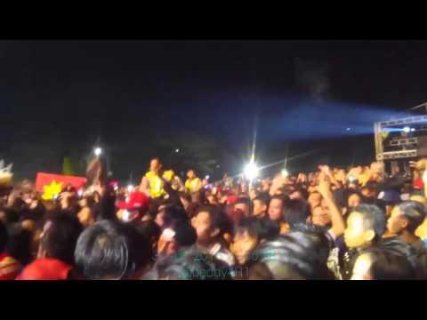 Ahmad Dhani l MAHADEWA Band Concert In Jatiwangi - Tak Main Main