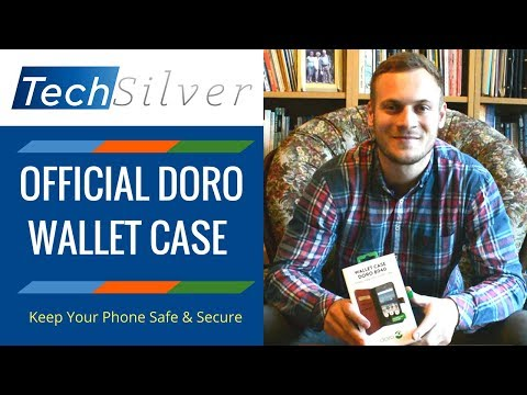 best sneakers ef729 545a8 Official Doro Wallet Case - High Quality Protection (8040/8035/8030 ...