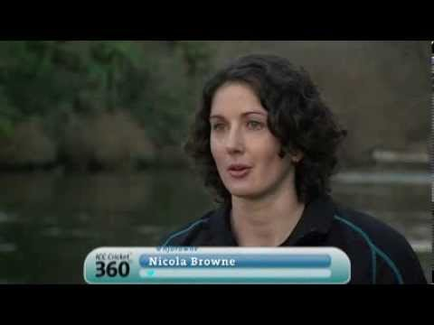 ICC Cricket 360 Interview with International Cricketer, Nicola Browne