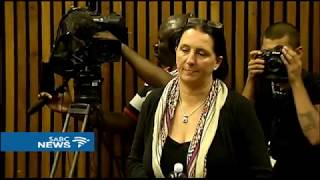 Vicki Momberg,  first South African ever sent to jail for racist slurs