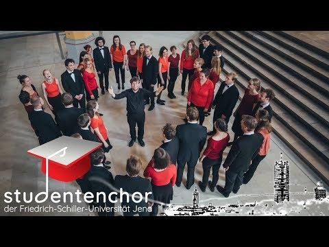 Cantate Domino (V. Miškinis) - Studentenchor Jena