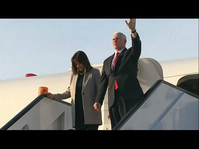 US Vice President Mike Pence visits Middle East