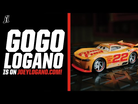 GoGo Logano Cars Are On Sale at JoeyLogano.com!