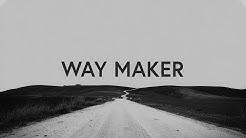 Way Maker - Bethel Music (Lyrics)