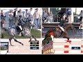 LGCT Grand Prix of Rome 2017 - Split screen Evelina Tovek vs Harrie Smolders