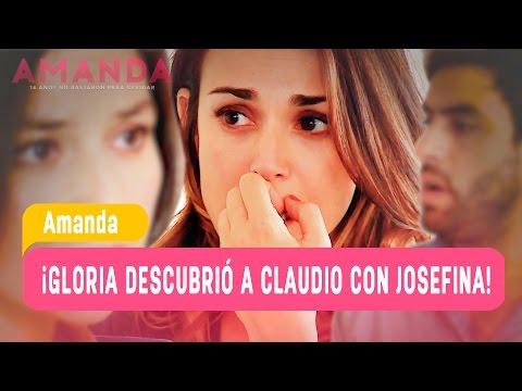 Amanda - ¡Gloria encaró a Josefina! - Mejores Momentos / Capítulo 108