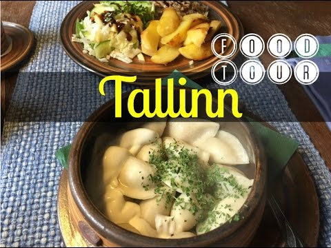 Tallinn Food Tour in the Capital of Estonia