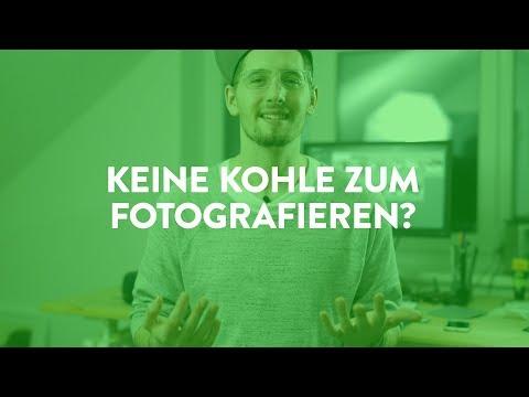Kein Geld zum Fotografieren?