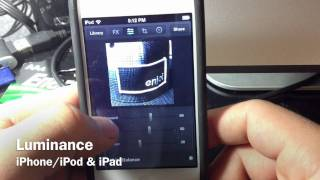 Luminance For iOS