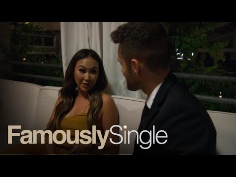 Dorothy Wang Gets Set Up on Date By Her Friend  Famously Single  E!