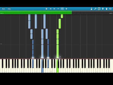 Tom Petty - Free Fallin' (Piano Cover)