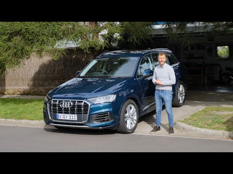 Audi In-Depth: Audi Q7 Walkaround