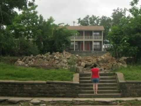 Blair Harris, Adrian Orange, Mt Eerie  - The Delicious - Fayetteville, Arkansas - 12-6-06