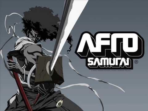 Afro Samurai Soundtrack! Paint The Town Red - Afro Samurai VG - Drossin