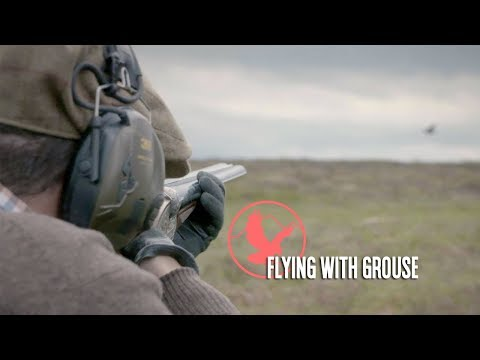 FLYING with GROUSE   (Full Film)