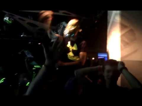 DJ Jaytech in Fabric Club Ostrava 2014 (14th birthday club)