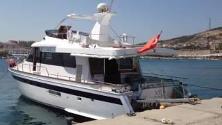 MEY1 Teknesi ile Marmaris-İstanbul