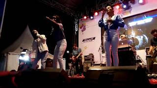 GAC  - Never Leave Ya (Opening) Live Kediri Town Square