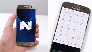 Samsung Galaxy S7 & S7 edge: Die Neuerungen des Android 7.0 Nougat Updates (Deutsch) | SwagTab