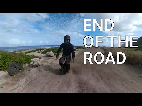 End Of The Road. MSuper X Off-road.
