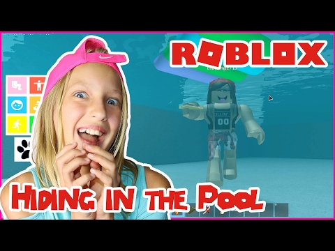 Nobody Will Find Me Here / Roblox Boys & Girls Dance Club / Hiding in the Pool!