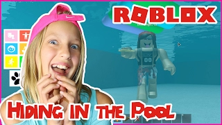 Nobody Will Find Me Here / Roblox Boys & Girls Dance Club / Hiding in the Pool!(They will never find me here! I'm playing Roblox Boys & Girls Dance Club and I'm hiding in the pool where they will never find me! Let's play!, 2017-02-15T20:00:01.000Z)