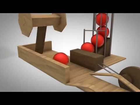 Marble Run animation  Max van Meer