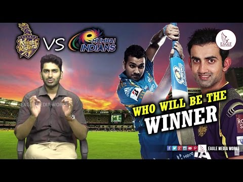 Mumbai Indians vs Kolkata Knight Riders Match Prediction | MI Vs KKR Review | Eagle Media Works