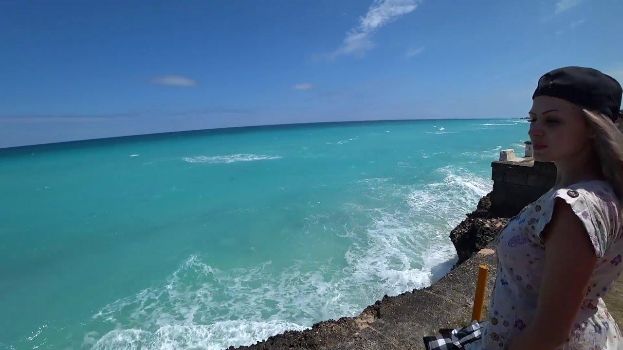 Куба [3 серия] — курорт Варадеро | Самый лучший пляж на Кубе