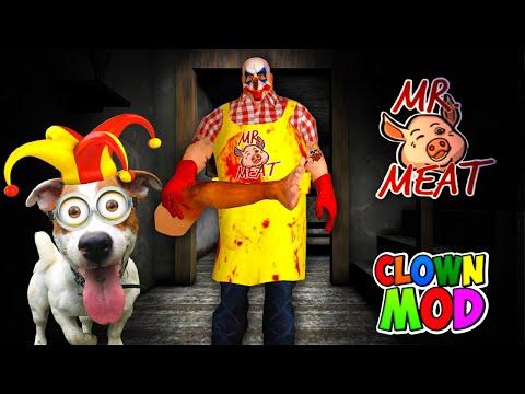 Мистер Мит Клоун Мод ► Mr. Meat Mod Clown ►Полное прохождение + концовка
