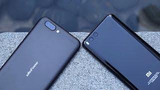 Ulefone Gemini Pro Vs. Xiaomi M6 in Camera Performance