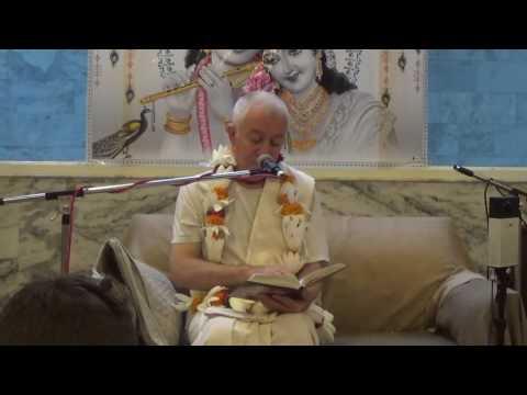 Шримад Бхагаватам 7.12.9-10 - Чайтанья Чандра Чаран Прабху